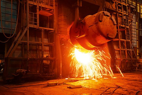 china-steel-industry